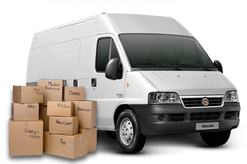 removals lincoln van ready for moving house